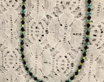 Swarovski Rock Star Crystal Bead Choker Necklace