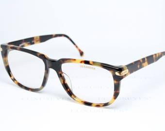 Wide Eyewear Frame Etsy