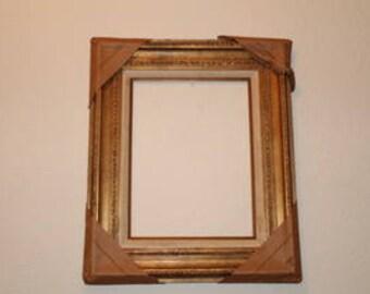 Gold Antique Frame