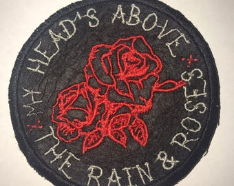 Green Day's 'Still Breathing' lyrics inspired Iron on patch!