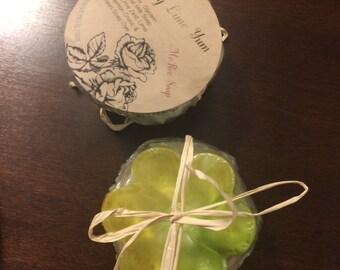 Zesty Lime Soap