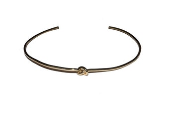 Tie the knot choker
