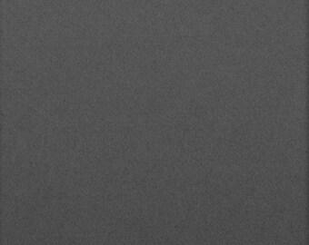 Felt - craft felt grey / dark grey / anthracite 1 mm 40 x 45 cm