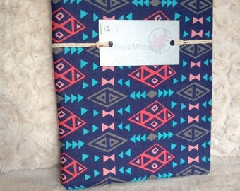 Colorful Tribal BookWormer