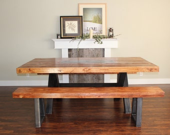 """Dining Table - 72"""" Long"""