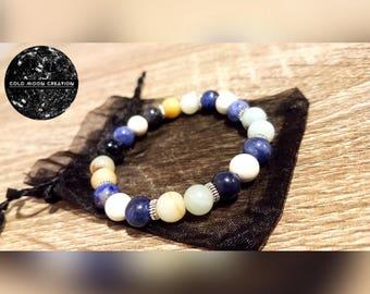 Natural Gemstone Mixed Bracelet