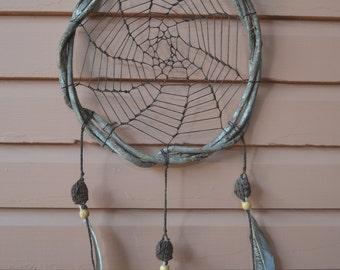 Natural Dreamcatcher spiral life Native