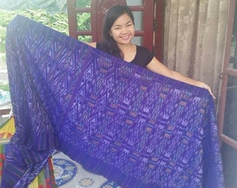 Thai handmade cotton fabric
