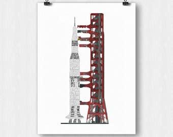 Il X Sbln on Saturn V Rocket Engine Diagram