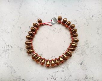 "Woman ""Gold Drop"" bracelet"