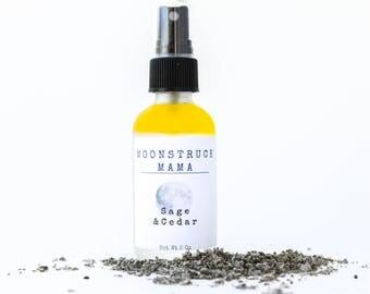 Sage Spray, Smudge, Smudge Spray, Meditation, Reiki Spray, Purifying Spray, Aromatherapy