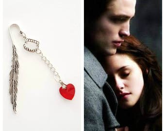 "Twilight inspired - ""Team Edward"" bookmark"