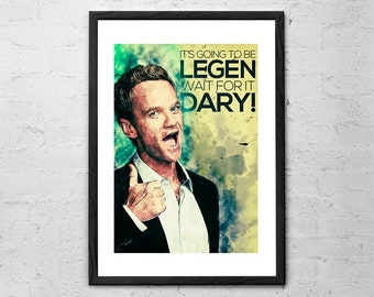 Legendary How I Met Your Mother