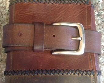 Leather Artsists' Tool Bag