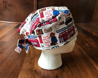 Paddington Bear Scrub Hat