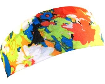 Printed Stretch Headband -  ( May )