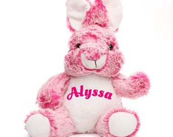 Customized Easter Bunnies