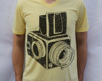 Hasselblad Vintage Camera T shirt