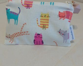 Kitty kat notions pouch