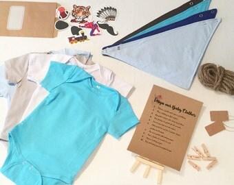 Baby Boy Onesie Design Pack