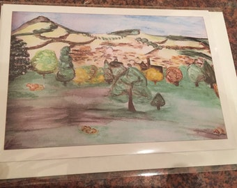 Stroud landscape card