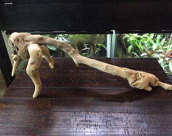 Aquarium Driftwood Piece for Aquarium or Home Decoration