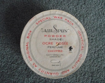RARE - COTY Airspun face powder ~ special war pack