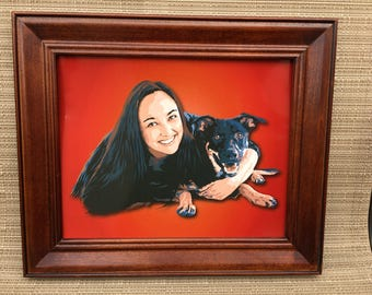 Creative Family and Pet Art Photos