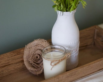8oz Handmade Soy Candle