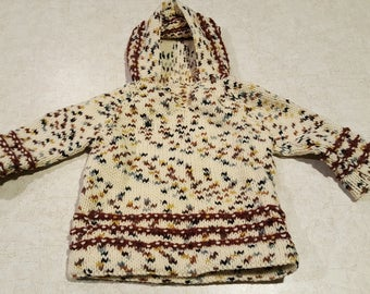 Boys pullover sweater, 9-12 months
