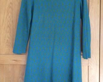 SOLD! 1960s Vintage Dress