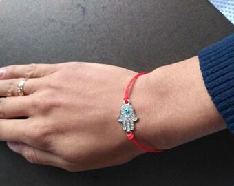 Charm Bracelet Hamsa Hand