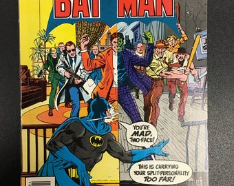 Batman # 346 Comic by DC Comics