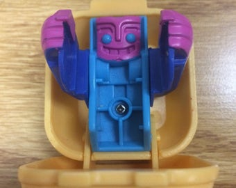 McChangables - Quarter Pounder With Cheese Robot Figure by Mcdonalds