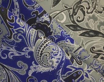Renaissance Print Fabric