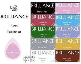 Dew drop Tsukineko ink pad