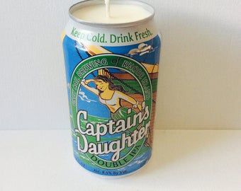 Captain's Daughter Soy Candle