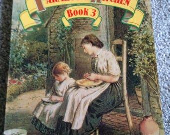 Vintage Farmhouse Kitchen Cookbook Book 3.   PB.   1982