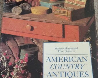 American Country Antiques Price Guide