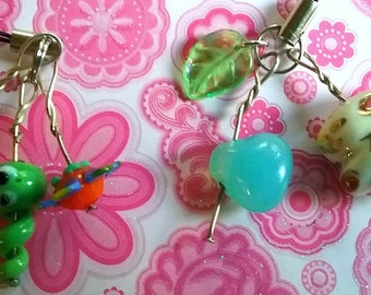 Spring charms