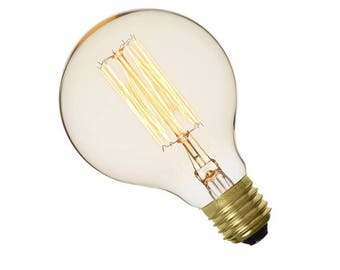 Vintage G80 60W E27 edison bulb