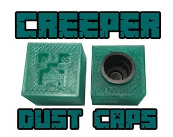 Creeper Dust Caps/Valve Caps