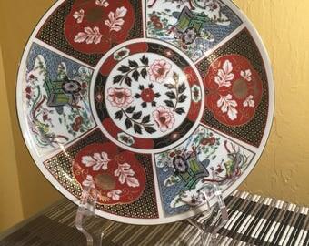 IMARI Japanese fine china plate