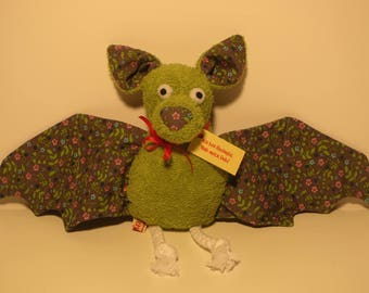 Reinhold the Fruit Bat, Reinhold Flughund