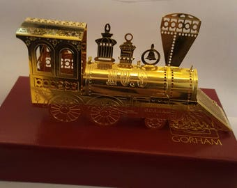 Toys Of Christmas Collection by Gorham (Steam Engine)