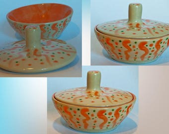 Small Trinket Bowl with Lid