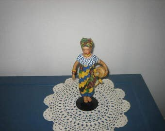 Vintage Avon International Doll