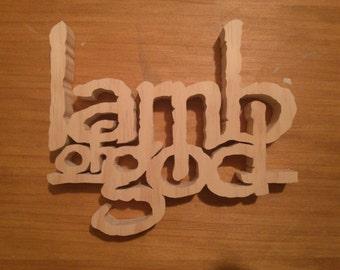 Lamb of God Custom Wood Working