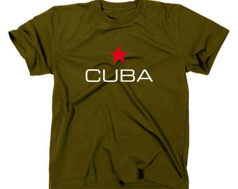 Cuba star T-Shirt