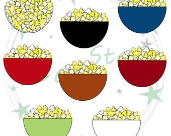 Popcorn movie – Etsy